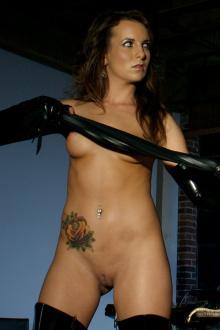 Model Jenna Rose