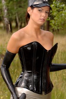 Model Lucie Theodorova